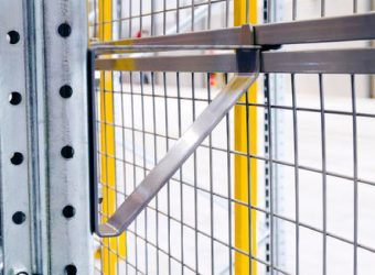 anti collapse mesh bracket