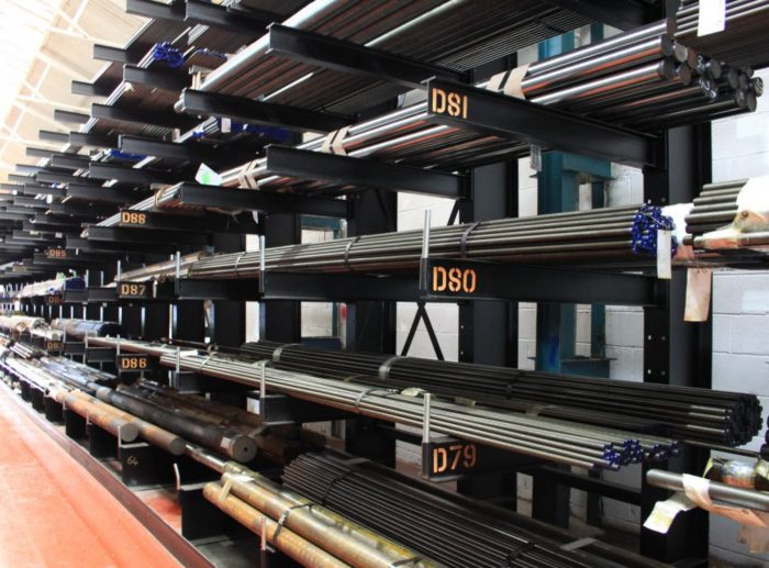 cantilever racking steel