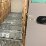 electric shelving advanced system