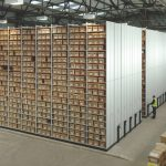 heavy duty mobile shelving warehouse
