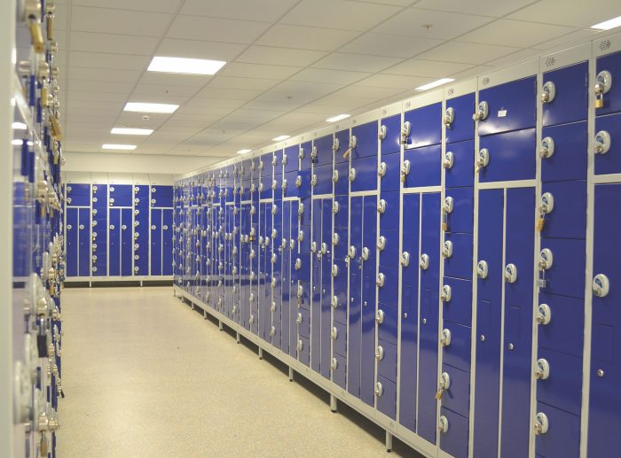 lockers school