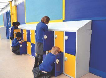 lockers school users