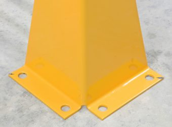 pallet racking accessories foot guard
