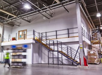 everything 5 mezzanine staircase trolly