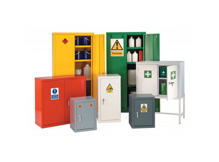 hazardous cabinets collection