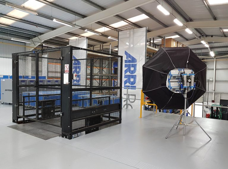 ARRI Lighting Mezzanine Lift