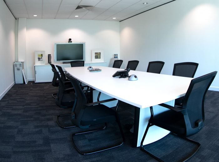 ARRI Rental Meeting Rooms Office Fitout
