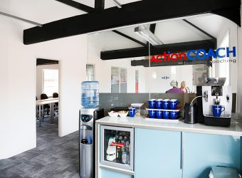 Action Coach Office Fitout 1