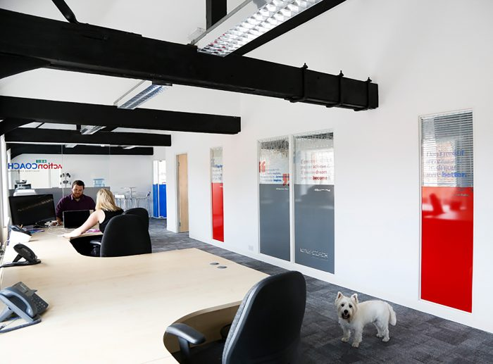 Action Coach Office Fitout 2