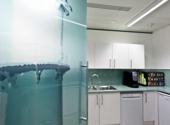 Office Fitout Kitchen