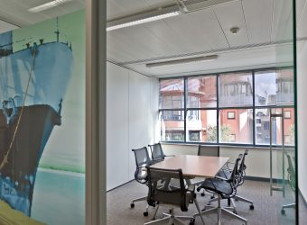 Office Fitout Meeting Room